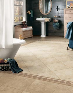 tile flooring in allen
